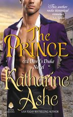 The Prince Paperback  by Katharine Ashe