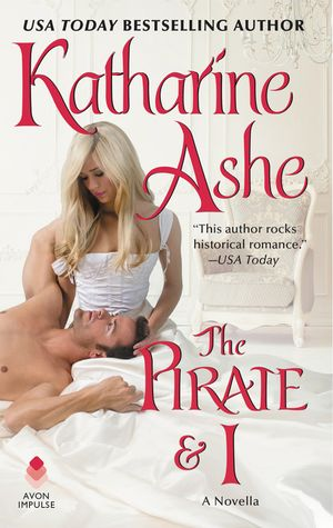 The Pirate and I book image