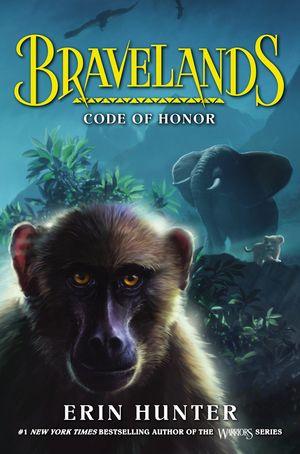 Bravelands #2: Code of Honor book image