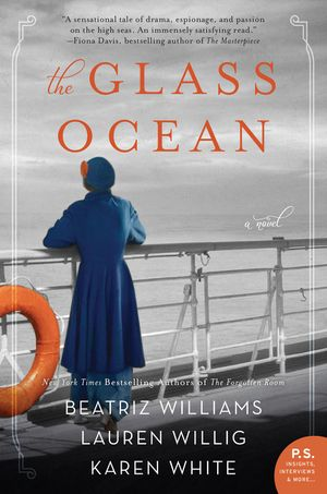 The Glass Ocean book image