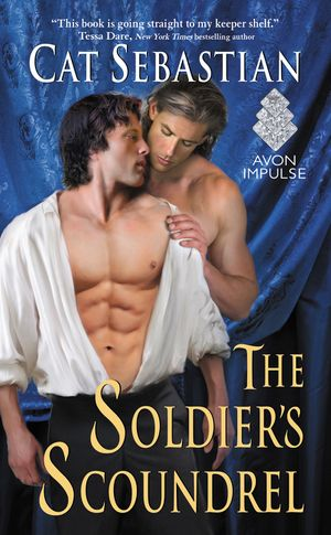 The Soldier's Scoundrel book image