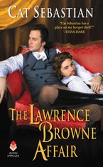 The Lawrence Browne Affair Paperback  by Cat Sebastian