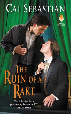 The Ruin of a Rake book image