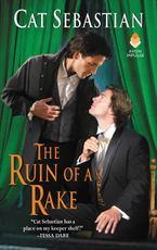 The Ruin of a Rake Paperback  by Cat Sebastian