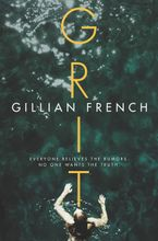 Grit Hardcover  by Gillian French