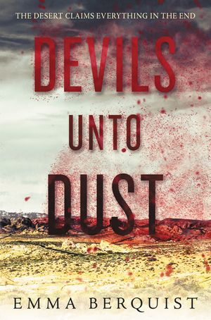 Devils Unto Dust book image