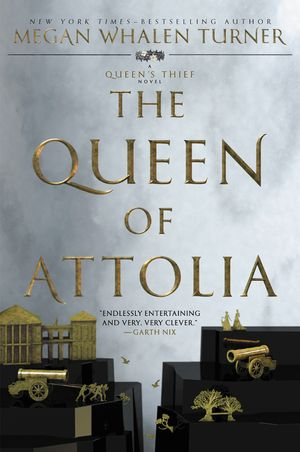 The Queen of Attolia book image