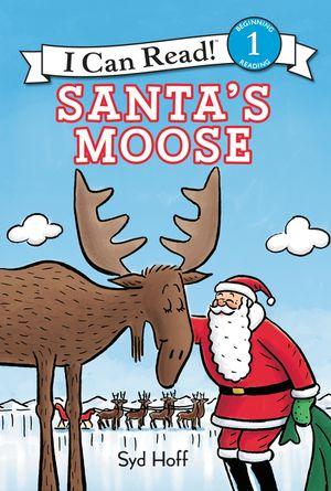 Santa's Moose book image