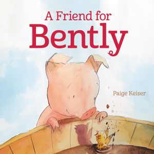 A Friend for Bently book image