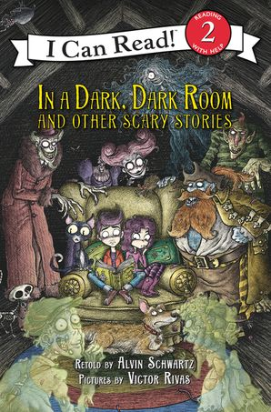 In a Dark, Dark Room and Other Scary Stories Paperback  by Alvin Schwartz