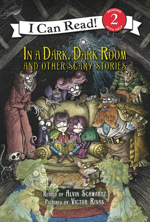 In a Dark, Dark Room and Other Scary Stories book image