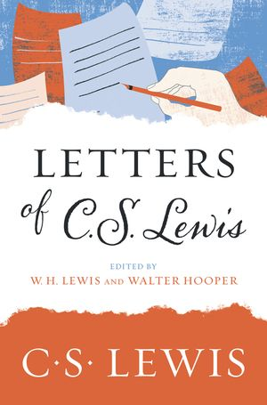 Letters of C. S. Lewis book image