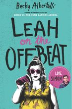 Leah on the Offbeat Hardcover  by Becky Albertalli