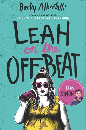 Leah on the Offbeat book image