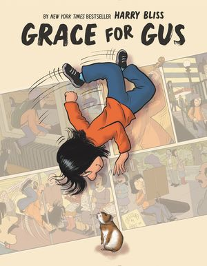Grace for Gus book image