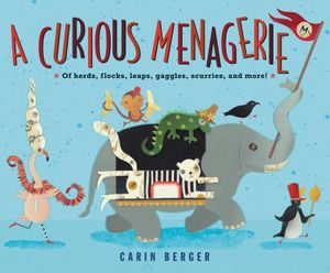A Curious Menagerie book image