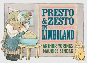 Presto and Zesto in Limboland book image