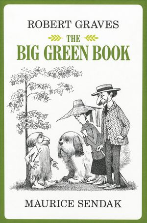 The Big Green Book book image