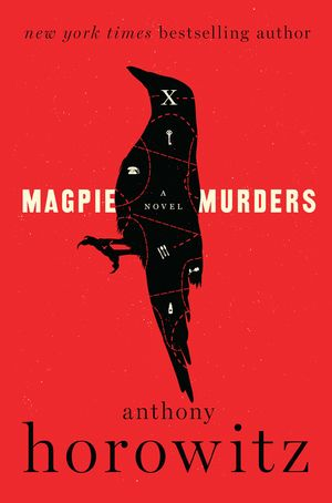 Magpie Murders book image