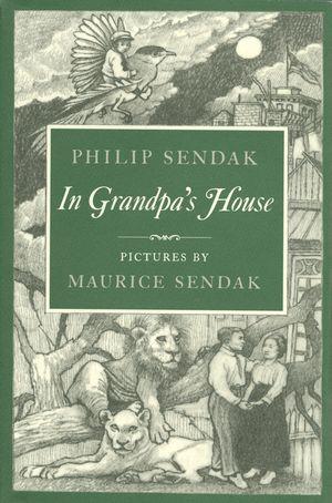 In Grandpa's House book image