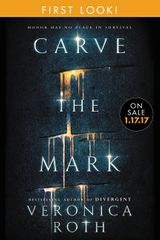 Carve the Mark: First Look