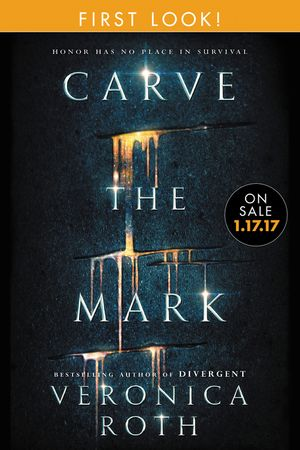 Carve the Mark: Free Chapter First Look book image