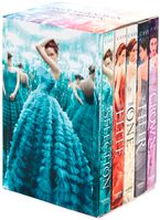The Selection 5-Book Box Set Paperback  by Kiera Cass