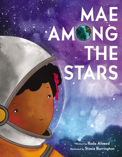 Image result for mae among the stars book