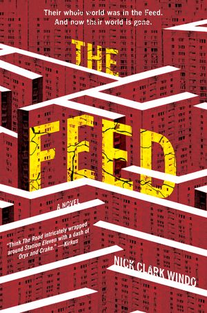 The Feed book image