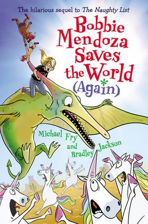 Bobbie Mendoza Saves the World (Again) book image