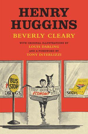 Henry Huggins book image