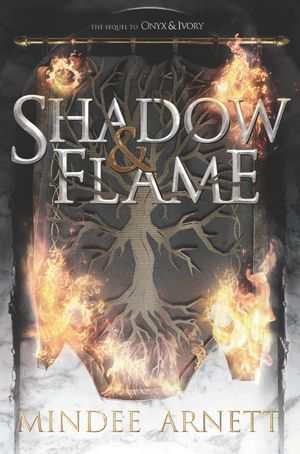 Shadow & Flame book image