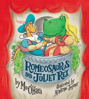 Romeosaurus and Juliet Rex book image