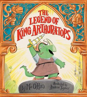 The Legend of King Arthur-a-tops book image