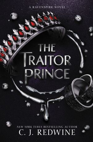 The Traitor Prince book image