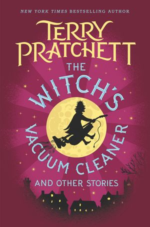 The Witch's Vacuum Cleaner and Other Stories book image