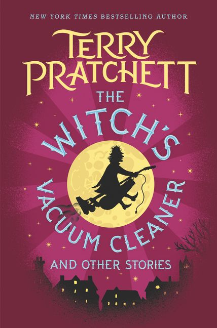 The Witch's Vacuum Cleaner and Other Stories - Terry