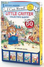 Little Critter 5 Favorite Critter Tales! Bedtime Storybook Boxed Set