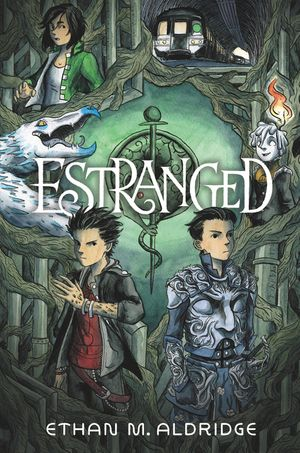 Estranged book image