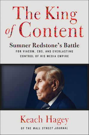 The King of Content Hardcover  by