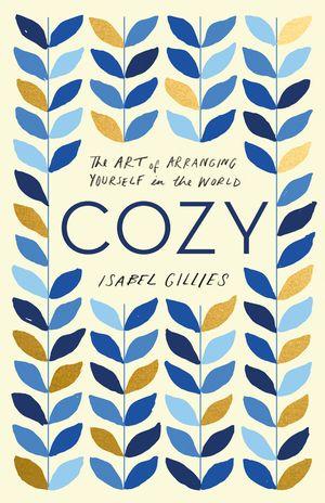 Cozy book image