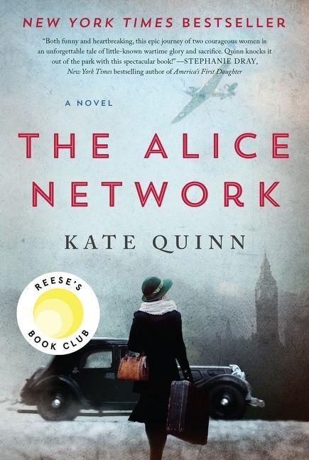 The Alice Network Kate Quinn Paperback