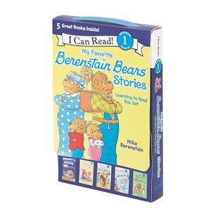 My Favorite Berenstain Bears Stories book image