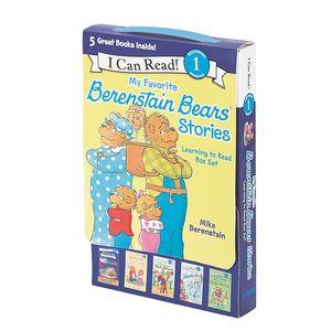 My Favorite Berenstain Bears Stories book image