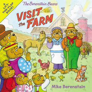 The Berenstain Bears Visit the Farm book image