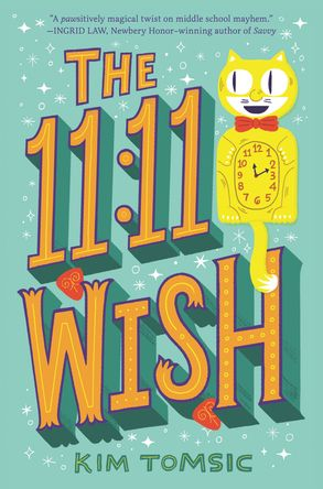 Cover image - The 11:11 Wish
