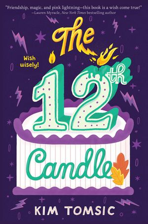 The 12th Candle book image