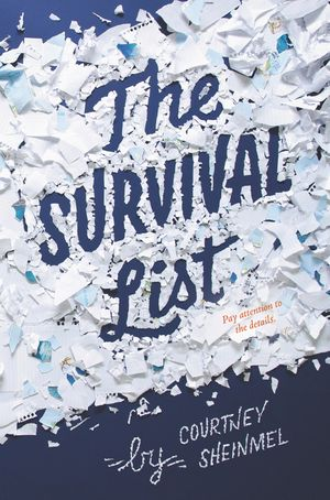 The Survival List book image