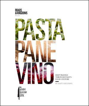 Pasta, Pane, Vino book image