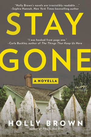Stay Gone book image